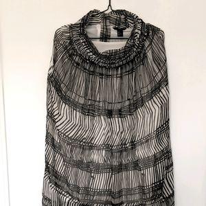 H&M Printed Maxi skirt